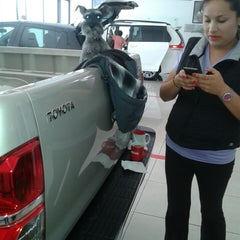 Photo taken at Toyota by Enrique M. on 8/16/2014