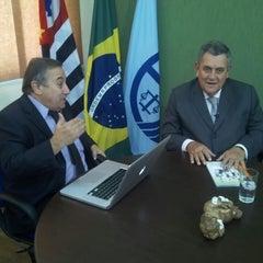 Photo taken at Associação dos Servidores do Tribunal de Justiça do Estado de São Paulo (Assetj) by Sylvio M. on 3/28/2014