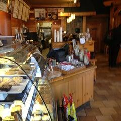 Photo taken at Caribou Coffee by Trim K. on 1/21/2013