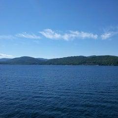 Photo taken at Lockes Island by Gina P. on 8/12/2013