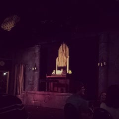 Photo taken at Pocket Sandwich Theatre by Christopher E. on 10/4/2014