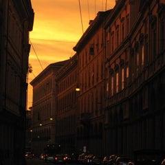 Photo taken at Via Farini by Associazione Succede solo a B. on 1/19/2013