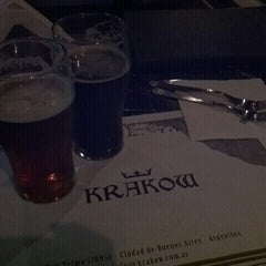 Photo taken at Krakow by Dev W. on 10/5/2012