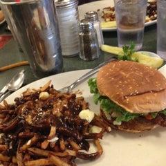 Photo taken at Elgin Street Diner by Alexander G. on 1/27/2013