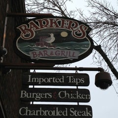 Photo taken at Barker's Bar & Grill by William R. on 2/9/2013