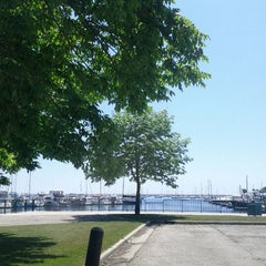 Photo taken at McKinley Marina Center Docks by Ben T. on 6/7/2012