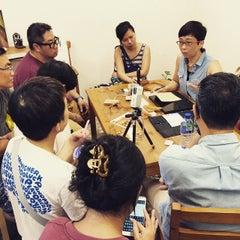 Photo taken at Jockey Club Creative Arts Centre (JCCAC) 賽馬會創意藝術中心 by cla c. on 6/20/2015