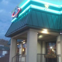 Photo taken at The Point Diner by Catherine B. on 11/1/2013