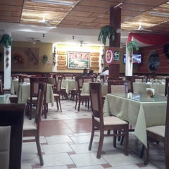 Photo taken at Restaurant Turistico El Pacifico by Diego Andre M. on 7/24/2014