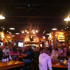 Photo taken at Famous Dave's by Rainer on 10/5/2012