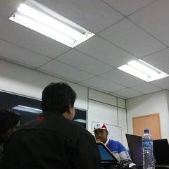 Photo taken at Pusat Komputer UTM (CICT) by Jaffar Sidek H. on 10/17/2014