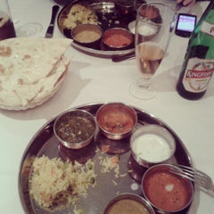 Photo taken at Indian Restaurant Shanti by Salvatore M. on 4/23/2013