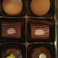 Photo taken at Michael Mischer Chocolates by Eve P. on 5/29/2015