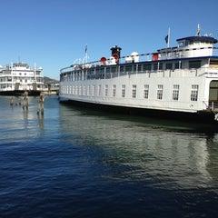Photo taken at Pier 3 by Michael W. on 3/9/2013