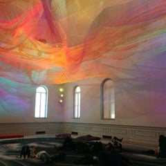 Photo taken at Renwick Gallery by Okuna S. on 1/7/2016