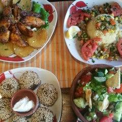 Photo taken at Arabian Taverna by Marija M. on 4/28/2015