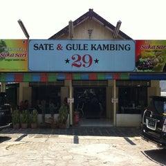 Photo taken at Sate & Gule Kambing *29* Jatingaleh Smg by Kenichi I. on 10/13/2012