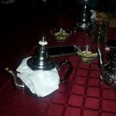 Photo taken at Café el M'dina by Rania L. on 8/7/2015