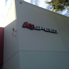Photo taken at K1 Speed Irvine by Nawaf A. on 7/30/2015