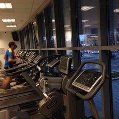 Photo taken at Gym Rijn IJssel by Martijn S. on 2/4/2014