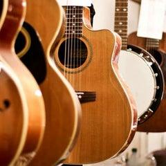 Photo taken at James Hood Guitar Repair by James Hood Guitar Repair on 7/7/2014