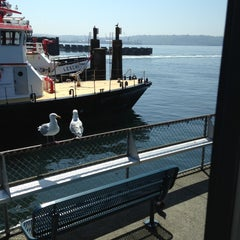 Photo taken at Ivar's Restaurants Commissary by Crystal D. on 5/9/2013
