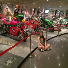 Photo taken at 大賽車博物館 / Museu do Grande Prémio / Grand Prix Museum by Nicole P. on 10/25/2015