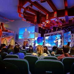 Photo taken at Cathedral Of Faith by kevin P. on 10/10/2013