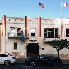 Photo taken at San Francisco Italian Athletic Club by Ben F. on 3/31/2014