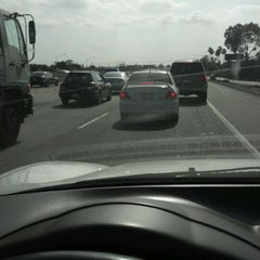 Photo taken at Interchange @ SR 57 & SR 91 by Erika V. on 5/24/2012