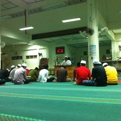 Photo taken at Surau PSMZA by Prince Hafizul on 4/8/2012