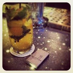 Photo taken at Bluestem Brasserie by Jess M. on 3/11/2012