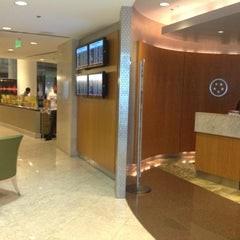 Photo taken at American Airlines Admirals Club by Igor B. on 7/9/2012