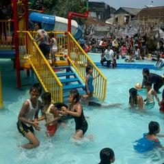 Photo taken at Taman Rekreasi Cimalati by Setiawan I. on 9/9/2012