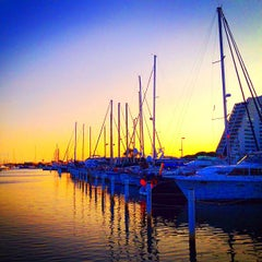 Photo taken at Yacht Club by Pascal C. on 7/14/2012