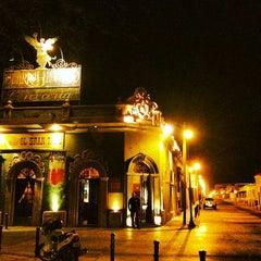 Photo taken at Barra Hidalgo by Beno Z. on 4/5/2012