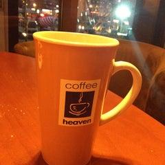 Photo taken at Coffee Heaven by Ewa Anna W. on 3/13/2012