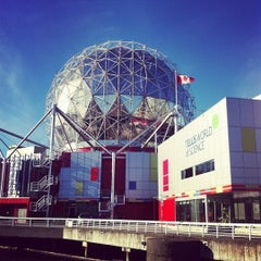 Photo taken at Science World at TELUS World of Science by Krıstófer-Þórır D. on 8/26/2012