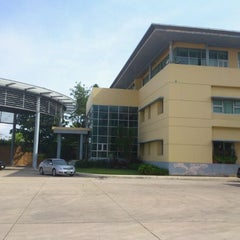 Photo taken at Sinsakhon Printing City & Industrial Estate Thailand by PhiLips C. on 5/7/2012