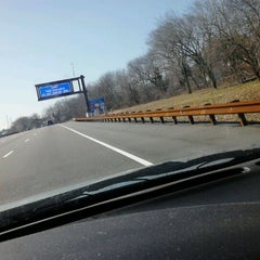 Photo taken at Garden State Parkway -- Saddlebrook by Deana D. on 2/28/2012