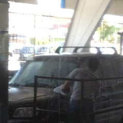 Photo taken at Olympic Car Wash by Mandolyn M. on 5/13/2012
