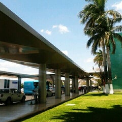 Photo taken at Aeropuerto Internacional de Mérida (MID) by Nicolas B. on 4/27/2012