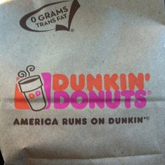 Photo taken at Dunkin' Donuts by J J. on 3/11/2012