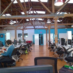 Photo taken at Foursquare SF by Kyle F. on 8/10/2012