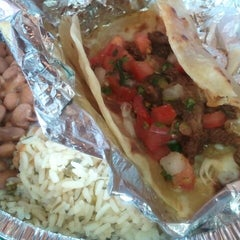 Photo taken at Cafe Rio Mexican Grill by N L. on 7/14/2012