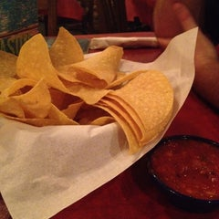 Photo taken at On The Border Mexican Grill & Cantina by Laurel P. on 7/13/2012