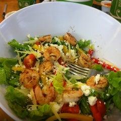 Photo taken at Super Salads by Sara L. on 9/1/2012