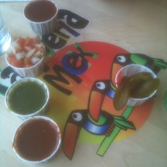 Photo taken at La Taqueria Mexicaine by JF S. on 3/18/2012