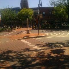 Photo taken at Broadway Shopping District by Bianca B. on 7/25/2012
