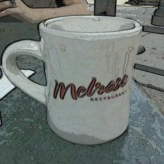 Photo taken at Melrose Restaurant by Jon S. on 7/14/2012